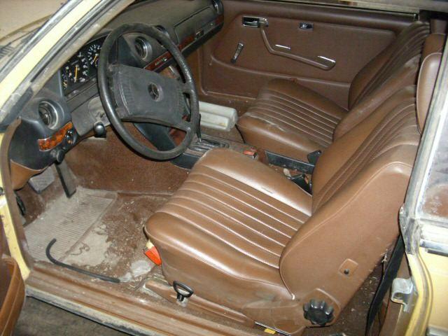 W123 ratti